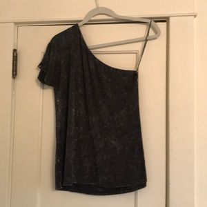 American Eagle One Shoulder Top size M